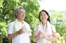 フレイルという老年症候群は、口から予防する