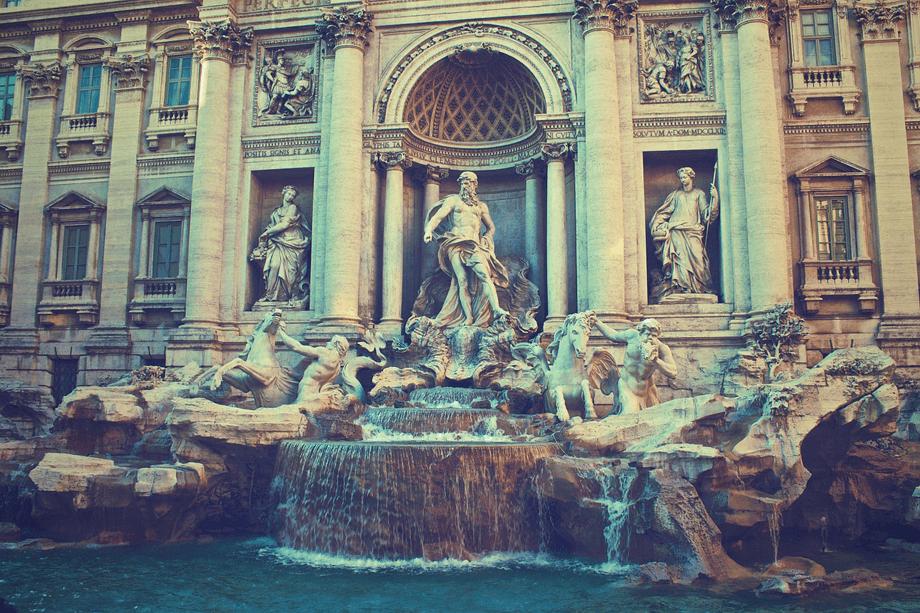 古代ローマ人の優れた実利精神が生んだ水道は今…