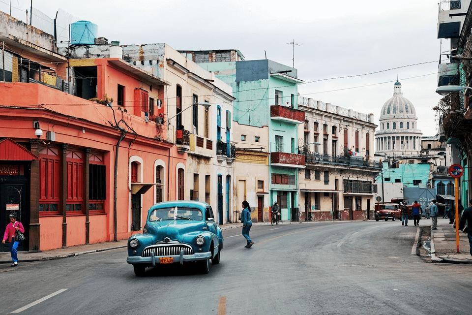キューバを訪れて見えてきたキューバの今と歴史