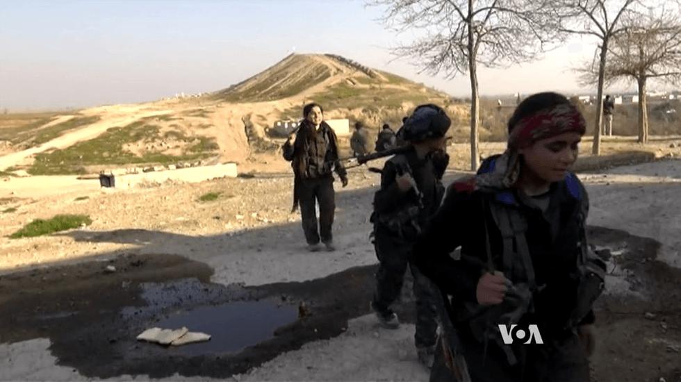 イスラム国がもたらしたクルド独立国家への道