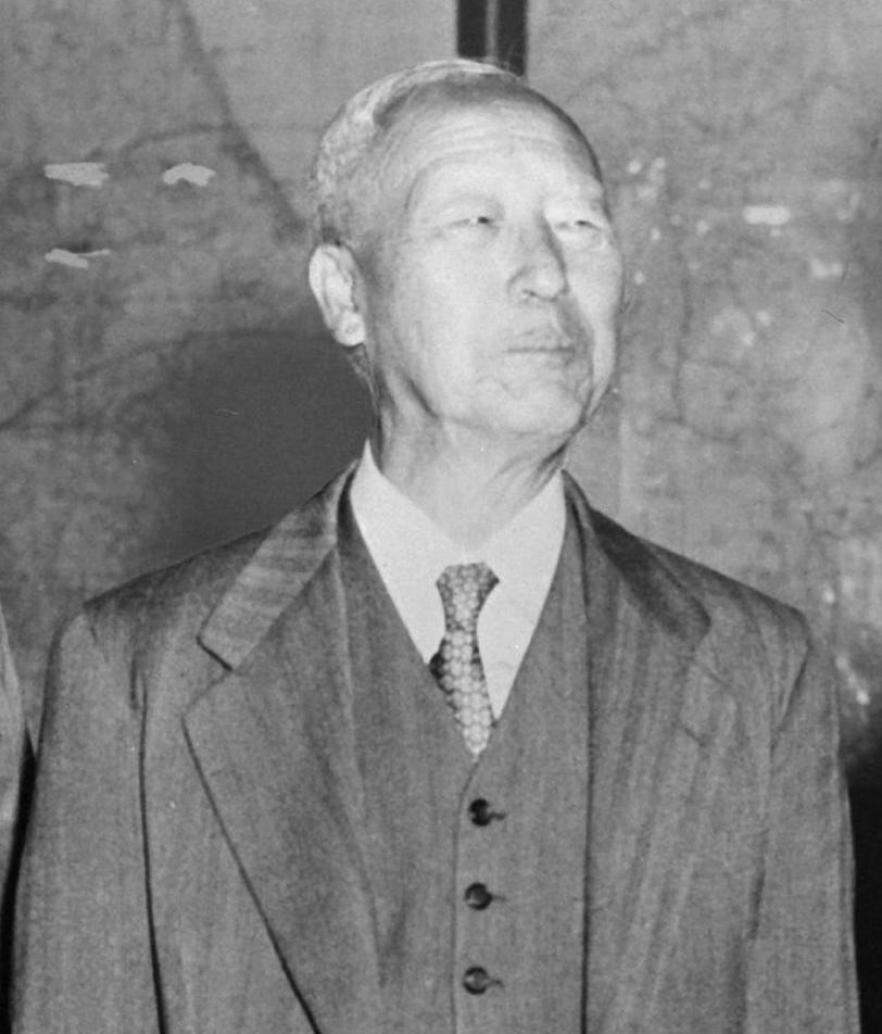 反共同盟への思いと韓国への謝罪で臨んだ李承晩との交渉