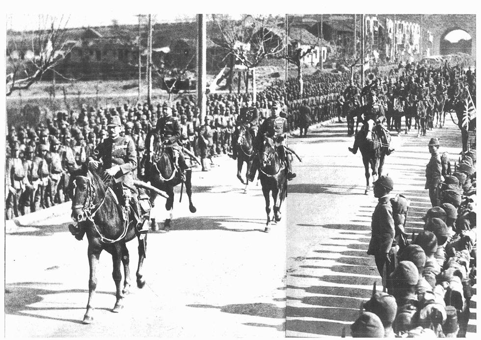 当時の陸軍は全く統制を欠いていたと言わざるを得ない