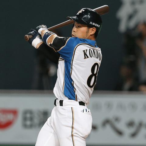 日本プロ野球初の4割打者の可能性も出てきた日本ハム・近藤健介